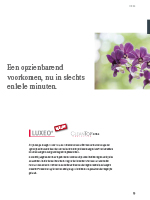 Luxeo Catalogus Extract