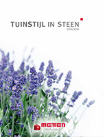 Tuinstijl in steen 2018