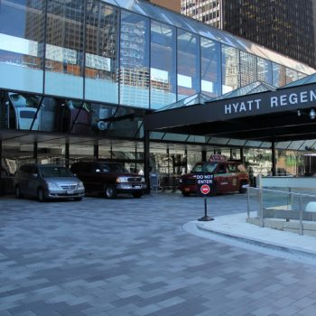 Chicago (USA), Hyatt Regency, Belpasso Projectversie kleur